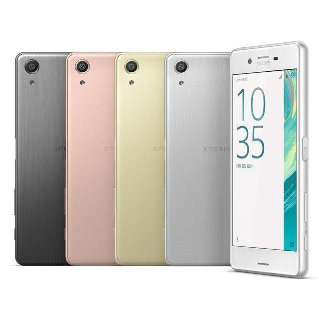 【SONY】 Xperia X Performance 64G/3G 雙卡智慧手機 F8132