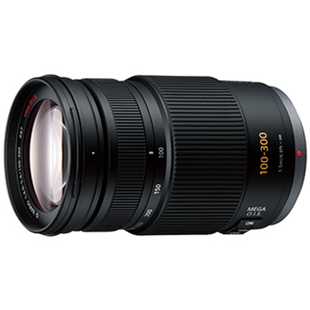 【 特惠下殺↘Panasonic】100-300mm F4-5.6 MEGA O.I.S.  望遠鏡頭 公司貨送UV