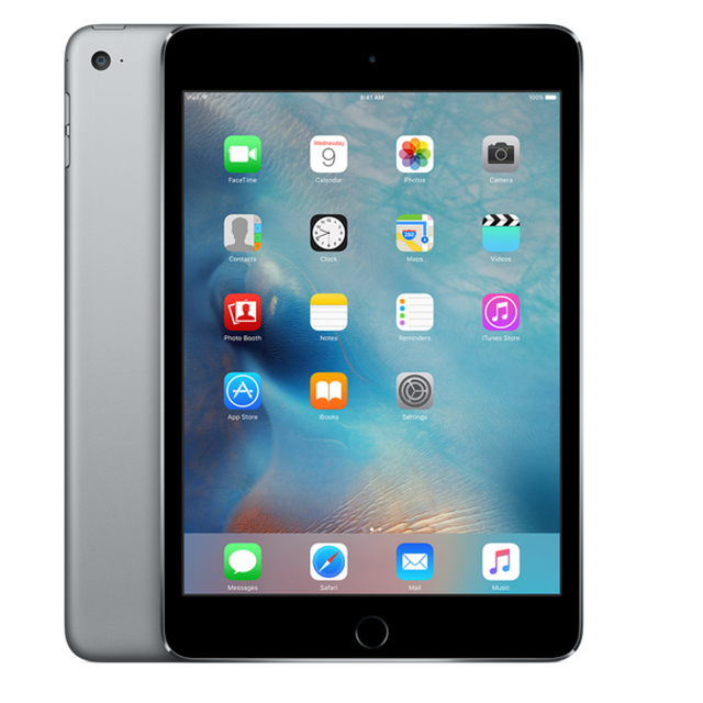 【APPLE 】iPad Mini4 Wifi 16GB (共三色)