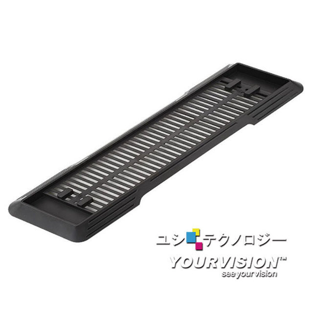 【Yourvision】PS4 Pro CUH-7000系列 主機專用 直立架 固定架