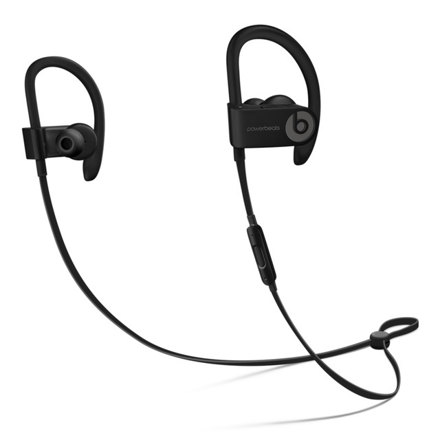 【Beats】Powerbeats 3 Wireless 運動耳機(黑/灰)