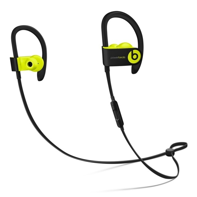 【Beats】Powerbeats3 Wireless Active Collection(黃)
