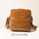~Crocodile~Naturale Collection 2.0 斜背包 0104~0