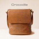 ~Crocodile~Natural Collection 2.0 斜背包 0104~07