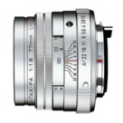 PENTAX SMCFA 77mm F1.8 Limited Silver -公司貨