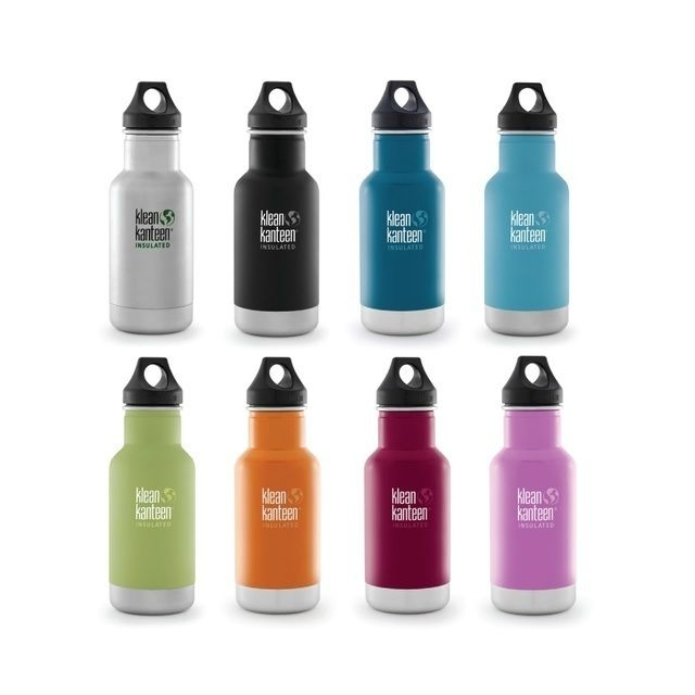 【美國Klean Kanteen】Insulated不鏽鋼保溫瓶 355ml_