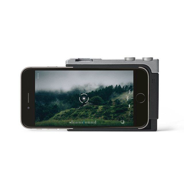 【Miggo Pictar 】Camera Grip 手機殼  for iPhone 4/5/6/7