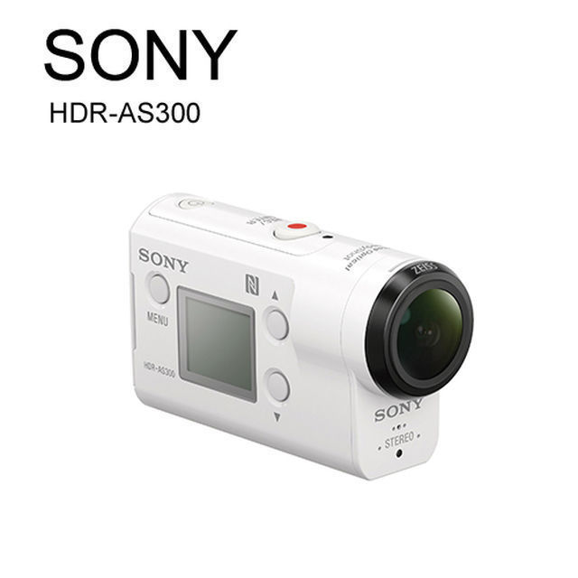 【SONY】運動攝影機 HDR-AS300