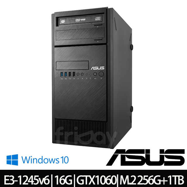 【ASUS】WS660T 直立式工作站