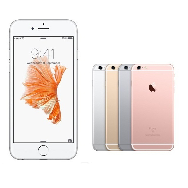 【APPLE】iPhone 6S PLUS _5.5吋 _128G_銀色