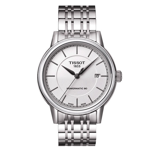 【tissot】powermatic80機械腕錶