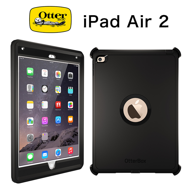 【OtterBox】Defender Series 防禦者系列保護殼 for Apple iPad Air 2