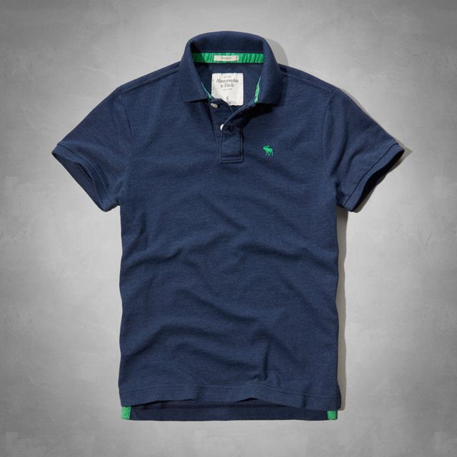 【Abercrombie】AF A&F 短袖 polo G132