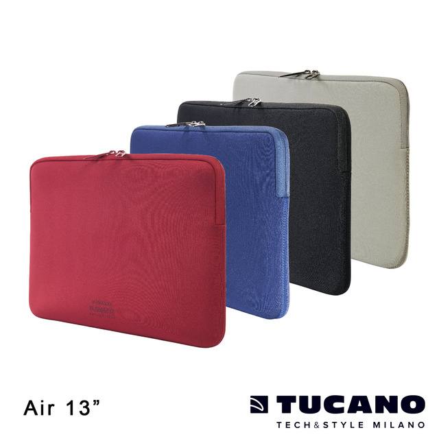【TUCANO】ELEMENTS MB Air 13吋 專用防震內袋