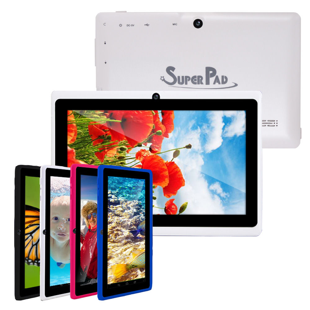 【SuperPad】A1-743 7吋IPS面板八核架構平板 (2G/8GB)